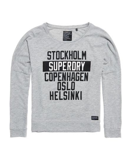 Geruwd Nordic topje