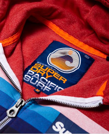 Superdry Super 77 Surf Raglan Zip Hoodie