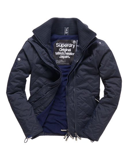 superdry herren jacke hooded arctic windcheater modische. Black Bedroom Furniture Sets. Home Design Ideas