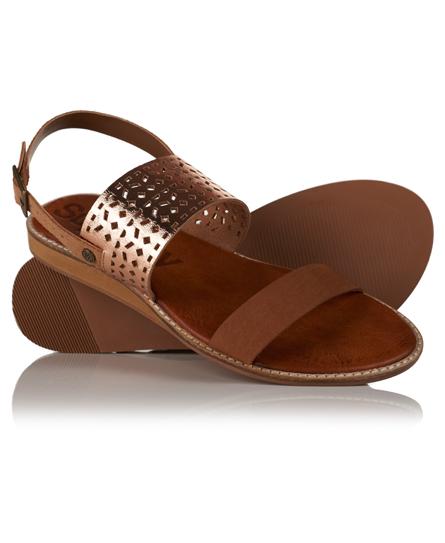 Sandales à doubles lanières Sandbar