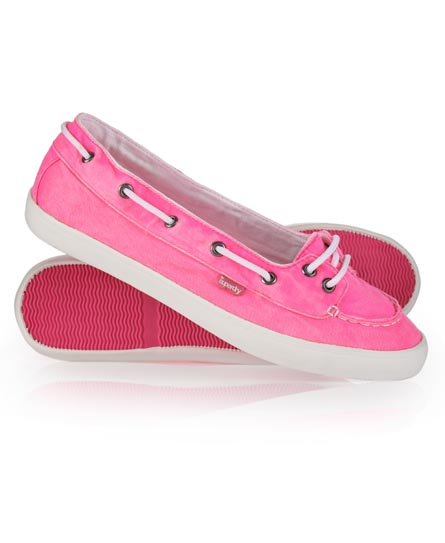 Superdry Boat Shoes - Women's Shoes