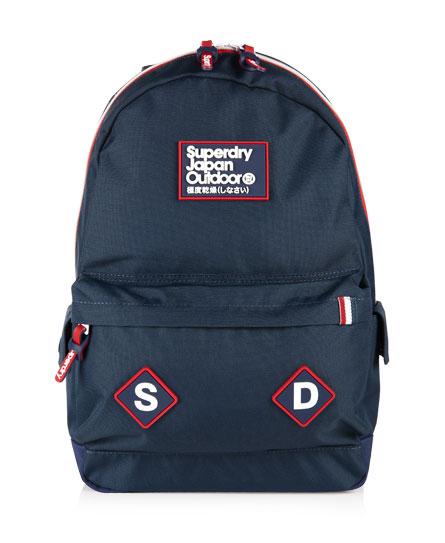 superdry sac dos trinity montana sacs pour homme. Black Bedroom Furniture Sets. Home Design Ideas