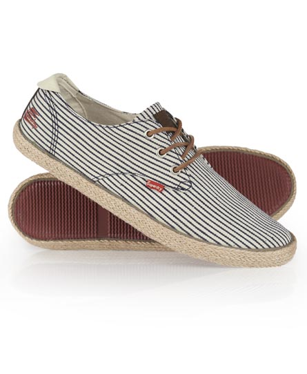 Superdry Skipper Shoes Navy