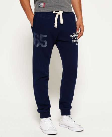 rigging navy Superdry Core Applique Joggers