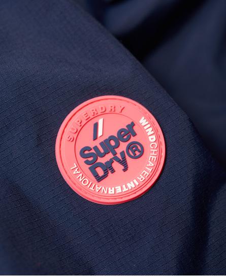 Superdry Pop Zip Arctic SD-Windcheater vindjacka med huva