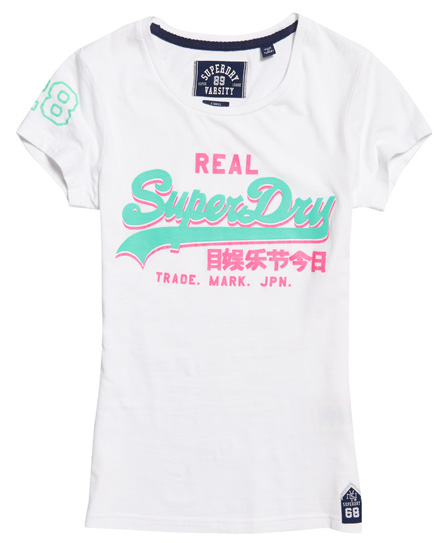 Superdry Vintage logo Shadow T-shirt