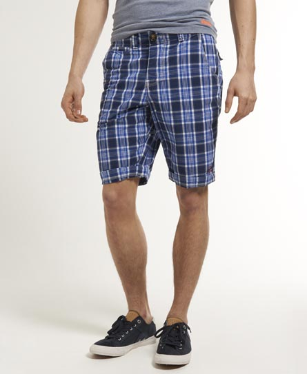 Superdry Poolside Shorts Blue