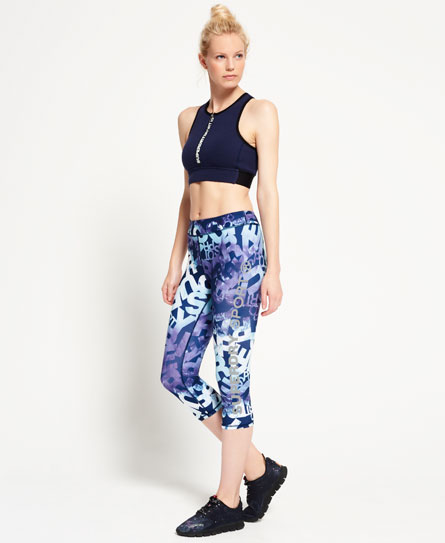 Superdry Superdry Core Gym capri-leggings