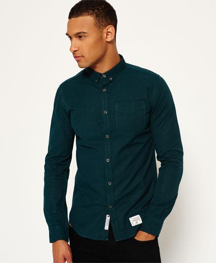 superdry chemise pantechnicon oxford chemises pour homme. Black Bedroom Furniture Sets. Home Design Ideas