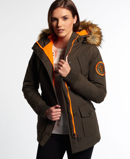 Everest Slim Polar Jacke