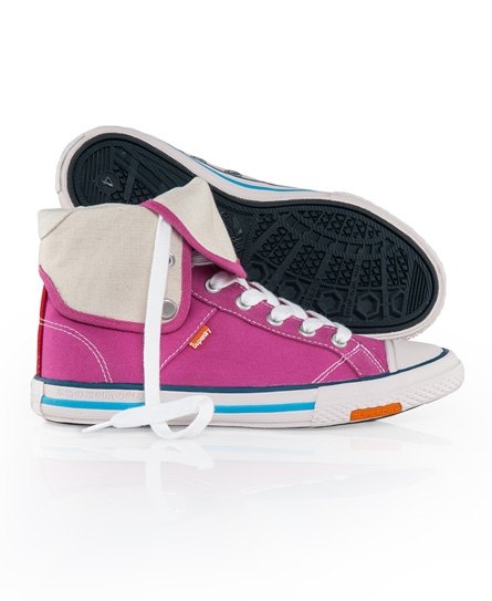 Superdry Super Series Fold Down Pink