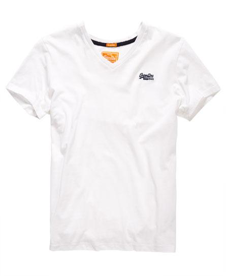Superdry V-neck T-shirt