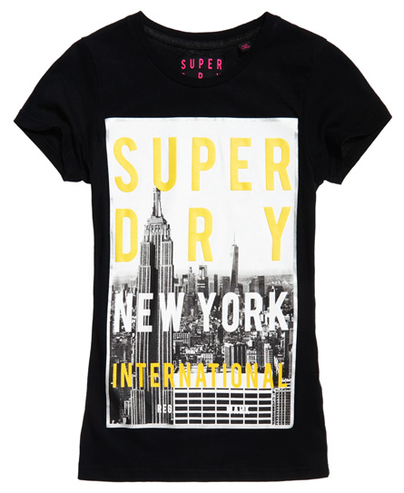 Box Photo City NYC T-shirt