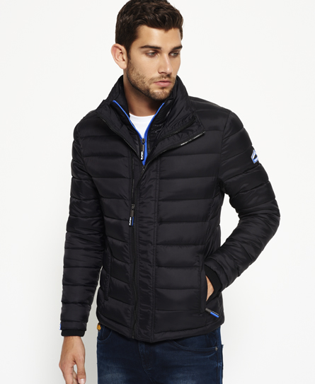 Fuji Triple Zip Through Jacket