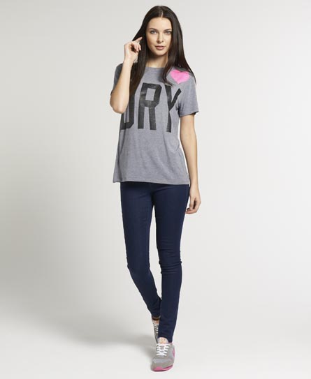 Superdry Superskinny Jeans Navy