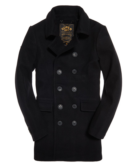 Superdry Remastered Bridge Coat