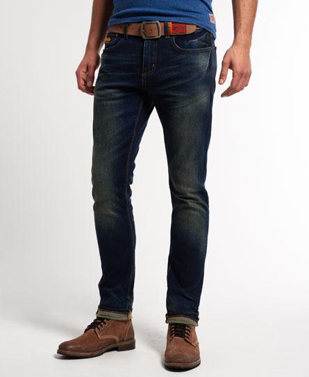 superdry jean skinny standard jeans pour homme. Black Bedroom Furniture Sets. Home Design Ideas