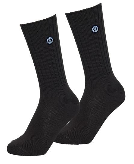Superdry SD University Socks Double Pack