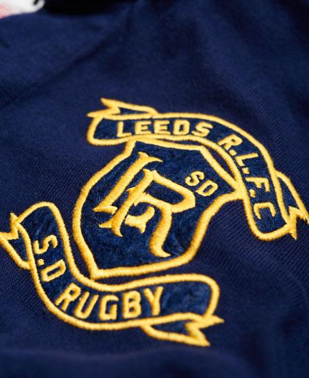 Superdry Leeds Rhinos Rugby Shirt
