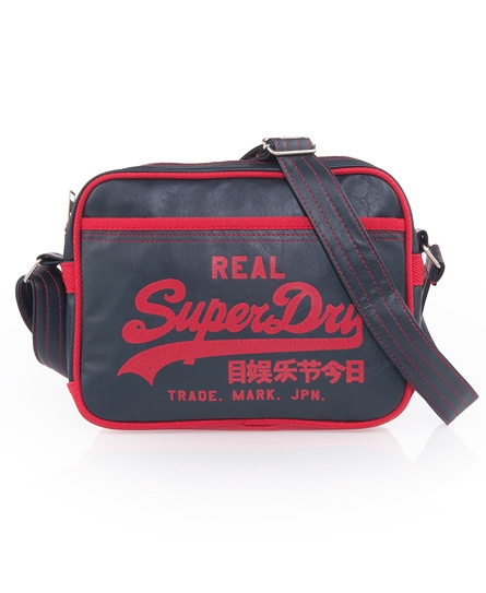 Superdry Alumni Mini Bag Navy