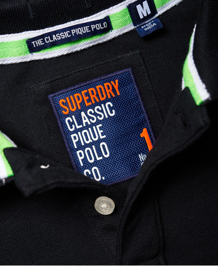 Superdry Classic Cali Pique Polo Shirt