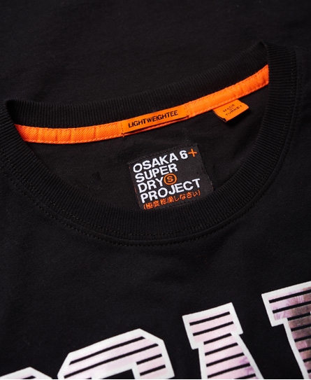 Superdry Osaka 6 Photographic Lite T-Shirt