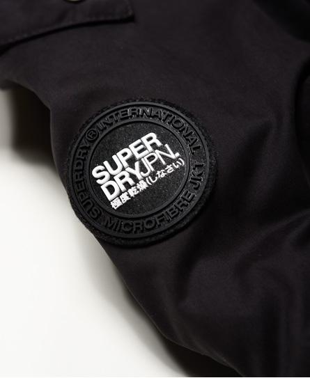 Superdry Parka de microfibra New Model