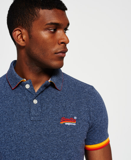 Superdry Polo en piqué Surf Edition