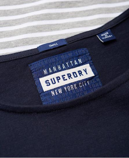 Superdry Marinière à blocs de couleur