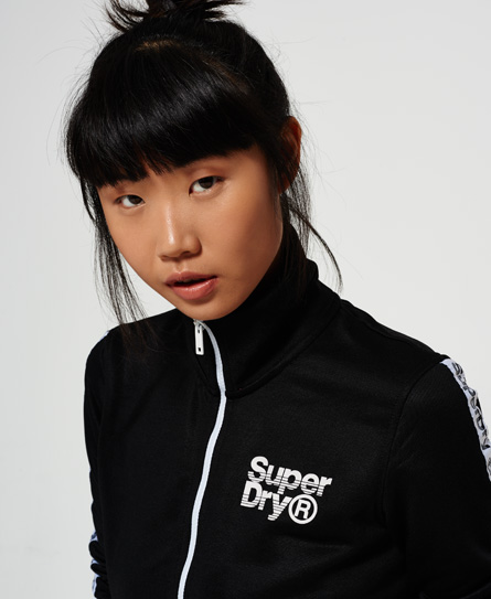 Superdry Fashion Fitness Tricot Track Top