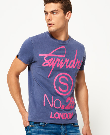 Superdry Big R Overdye T-shirt