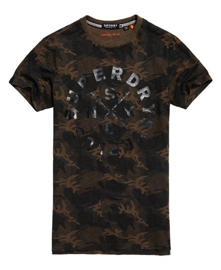 Camisetas Hombre Camisetas Vintage Superdry ES
