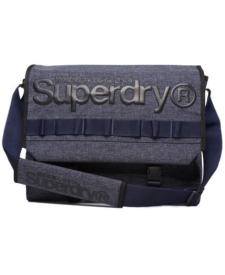 Superdry Merchant Messenger Bag