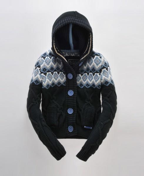 Superdry Sorbonne Knit Navy