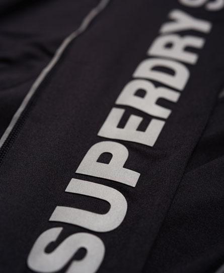 Superdry Core Gym Zip Hoodie