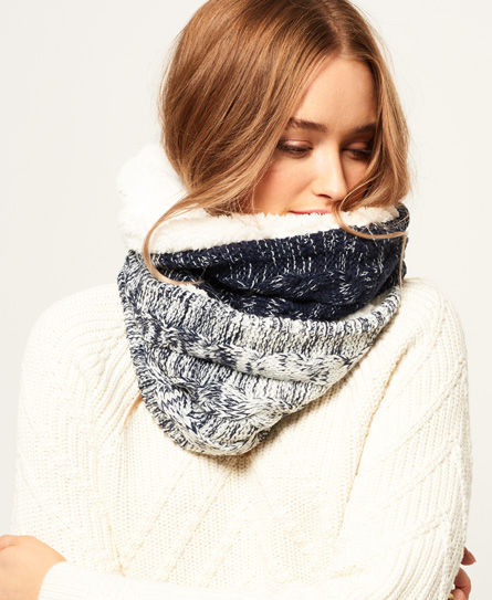 Clarrie Cable Snood
