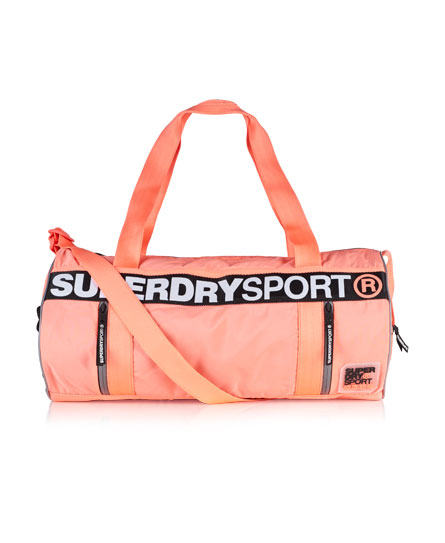superdry super sport barrel bag women 39 s bags. Black Bedroom Furniture Sets. Home Design Ideas