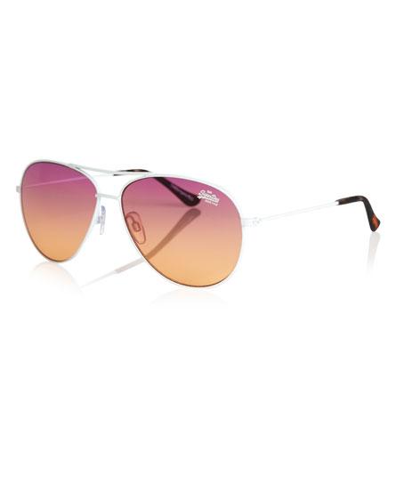 Superdry Gafas de sol Sunset Navigator de Superdry Blanco