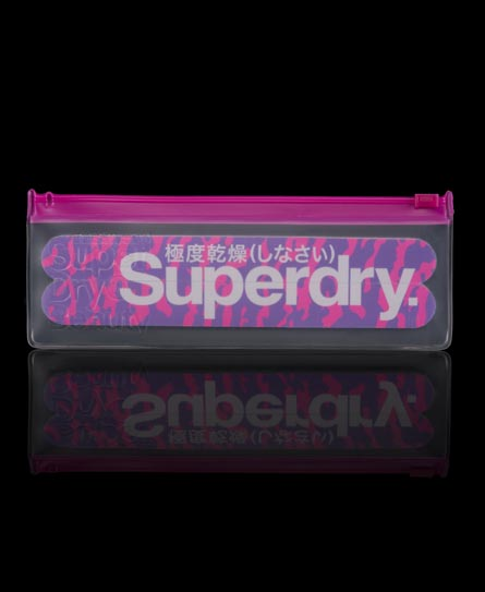 Superdry Camo Nail File