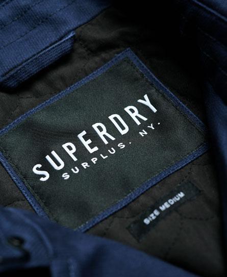 Superdry Blockade Bedford Pea Coat