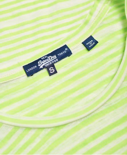 Superdry Essentials Sheer Stripe T-shirt