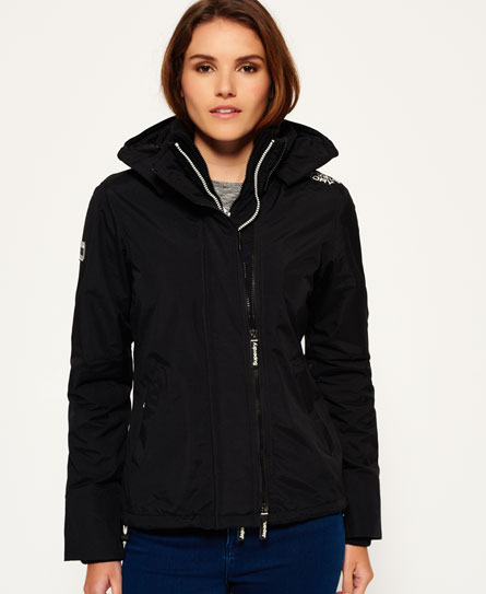 Superdry Pop Zip Hooded Arctic Windcheater Jacket