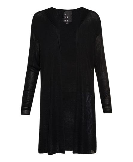 Superdry Rayon Hood Fine Knit Cardigan