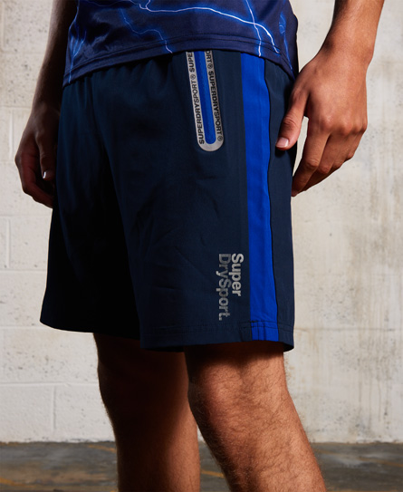 Superdry Sport Athletic Power Shorts