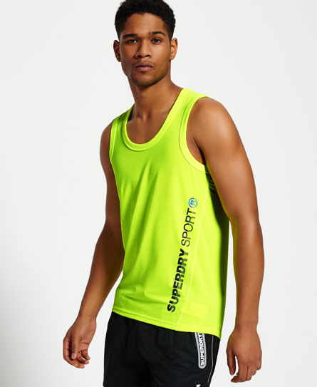 Sports Active Relaxed Vest Top