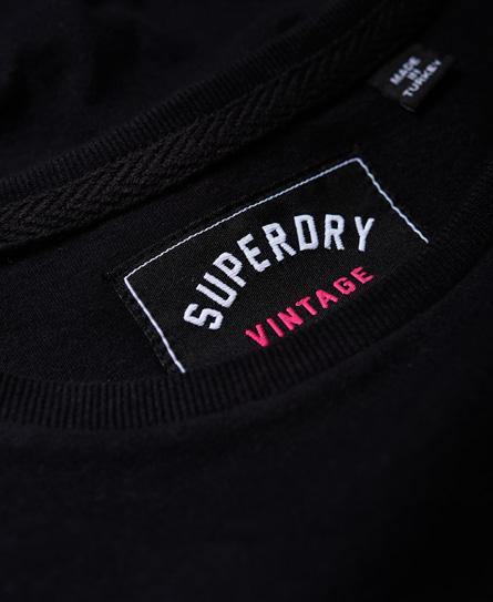 Superdry Osaka Swoosh Boxy T-Shirt