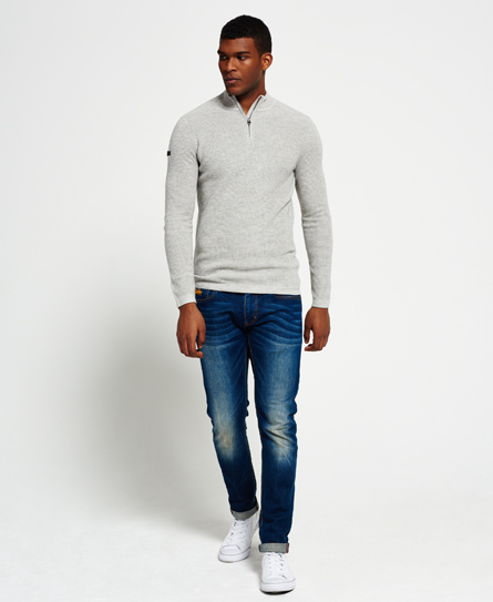 Superdry Premium City Henley Top