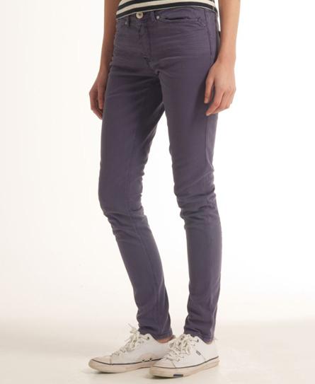 Superdry Strut Sulphur Jean Purple