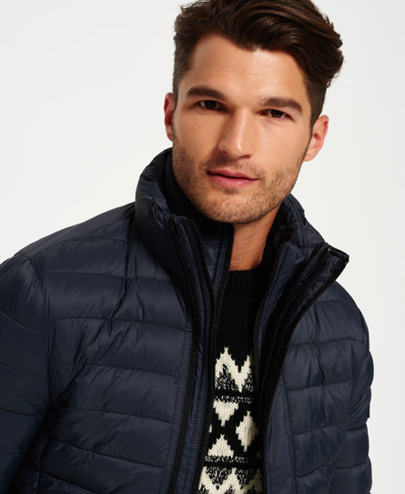 Superdry SD-X Fuji Triple Zip Jacket