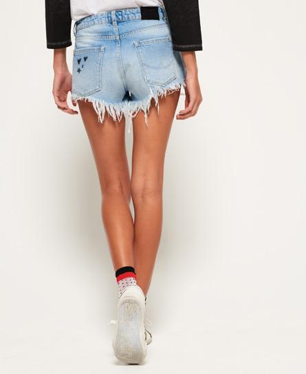 Superdry Eliza Cut Off Shorts